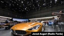 توفان خودروسازی آلمان در نمایشگاه بینالمللی ژنو