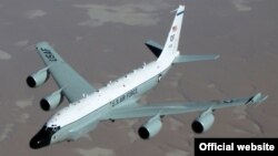 A U.S. RC-135 (file photo)