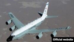 Rusiya hərbiyyəsi RC-135 tipli təyyarənin radara düşdüyünü iddia edir (Arxiv)