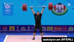 Աշխարհի չեմպիոն Սիմոն Մարտիրոսյանը
