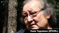 Болат Атабаев, театр режиссері, оппозициялық саясаткер. Алматы, 31 мамыр 2012 жыл
