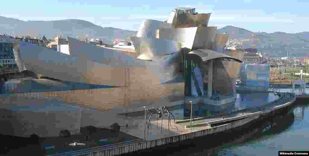 "Architect Frank Gehry's Guggenheim Museum Bilbao wowed most of the world when it opened in the Spanish city in 1997. But it was not without its detractors. The Project for Public Spaces said it ""fails miserably as a public space, missing a significant opportunity to celebrate and support the cultural and community life that is pulsating throughout the city."" The museum is credited with helping to revive the city."