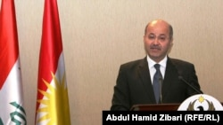 برهم صالح، رئيس حكومة إقليم كردستان
