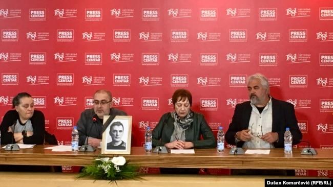 Aleksandra Nikšić, Filip Švarm, Antonela Riha i Aleksandar Vasović