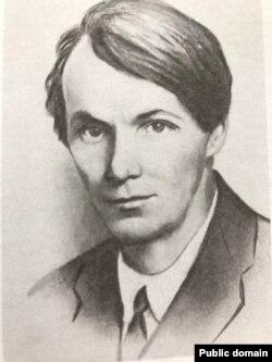 Александр Григорьев, руководитель Козьмодемьянского уездного исполкома в 1920 году