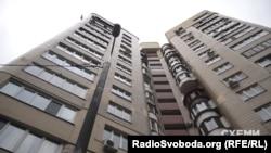 Будинок у центрі столиці, в якому Ігор Гринів отримав квартиру у 1993 році