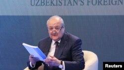 Голова МЗС Узбекистану Абдулазіз Камілов