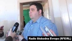Влатко Поповски, директор на Агенција за вработување.