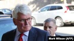 Former White House lawyer Greg Craig. (file photo)