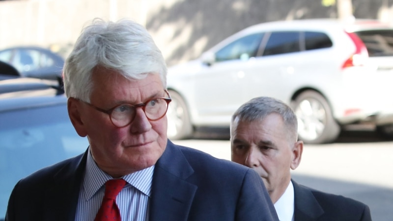 Reports: Ex-White House Counsel Craig Goes On Trial Over Work In Ukraine