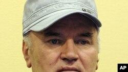 Prvo pojavljivanje Mladića pred Haškim sudom