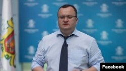 Олексій Каспрук, міський голова Чернівців