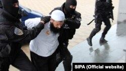 """Hapšenja u BiH u akciji """"Damask, septembar 2014"""