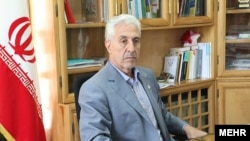 Mansoor Gholami, Head of Bu Ali Sina University in Hamadan and president Rouhani's latest nominee as Minister of Science