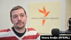 Stevan Dojčinović: Reč je o osobi koja ima krivični dosije