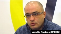Azerbaijani journalist Eynulla Fatullayev