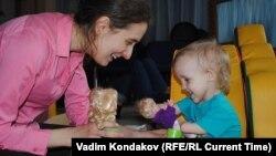 Эльвира с Юлией Бейсеновой
