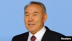 Нұрсұлтан Назарбаев, Қазақстан президенті. Астана, 3 маусым 2013 жыл.