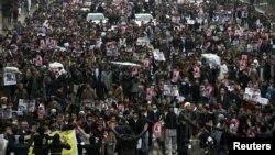 Кабулдагы нааразылык, 11-ноябрь, 2015.