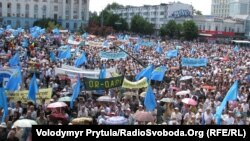 День жалоби за жертвами депортації в Криму