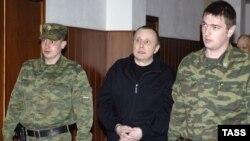 Алексей Пичугин в суде. Москва, 2008 год