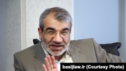 File photo - Iran's Guardian Council of the Constitution Council spokesman Abbas Ali Kadkhodaee.