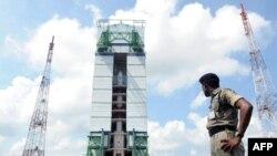 Pamje nga anija kozmike e lansuar për në Mars, Indi