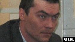 Олег Евлоев сотта отыр. Астана, 31 наурыз 2009 жыл.