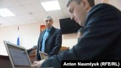 Сулейман Кадиров у суді. Феодосія, 12 лютого 2018 року