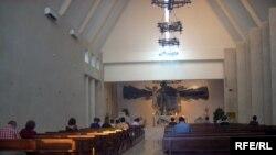 Müqəddəs Meri katolik kilsəsi
