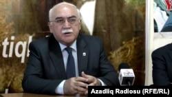 Azerbaijan -- opposition leader Isa Gambar - 26Sep2014