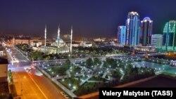 Russia -- Grozny city