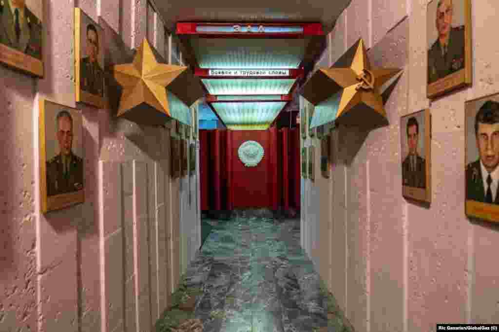 Музей космонавтики на Байконурі