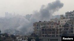 Алеппо 5 декабря.