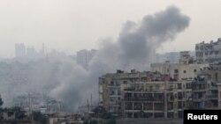Алеппо 5 декабря