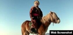 "Дмитрий Шараев в проекте ""Хамаг Монгол"", скриншот"