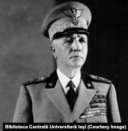 Mareșalui Pietro Badoglio (Sursă: Biblioteca Centrală Universitară Iași)