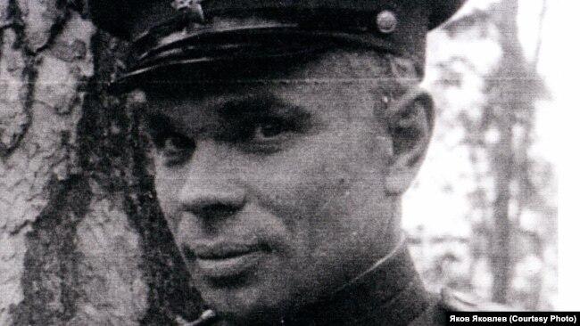 Капитан Величко. 9 мая 1945 года