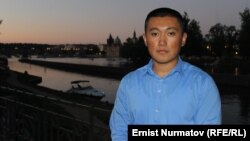 Нурбек Жаанбаев Чехиядагы Агротехникалык университти быйыл артыкчылык диплому менен аяктады.