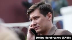 Оппозиционный политик Дмитрий Гудков