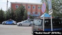 """Эълони ҳукми панҷ """"ниқобпӯш"""" дар Тоҷикистон"""