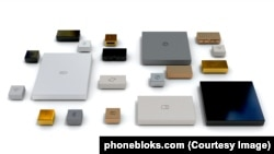 Technology - Components for the phoneblok