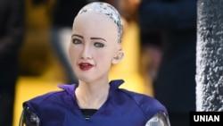 Robot Sofiya