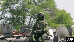 Ночной бой произошел в районе села Алхазурово