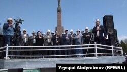 Жалал-Абаддагы митинг