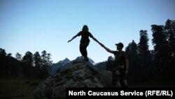 Кавказера туристаш