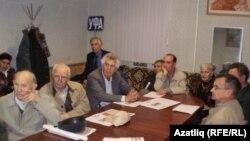 Татар җәмәгатьчелеге вәкилләре утырышы