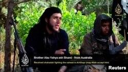 """مقاتل أسترالي في تنظيم """"داعش"""" تم تعريفه بـ""""أبو يحيى الشامي"""""""