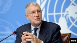 Голова представництва УВК ООН з прав людини Джанні Маґадзені