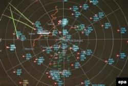 Халықаралық тергеу тобы есебінен бірнеше күн бұрын ғана Ресей қорғаныс министрі жариялаған Ростов облысындағы радарлардың мәліметі.